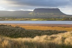 Benbulbin from Streedagh Point