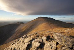 Grey Crags and Skiddaw