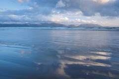 Blue reflections, Inch Strand, Dingle