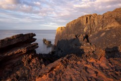 Hutton's Unconformity, Siccar Point