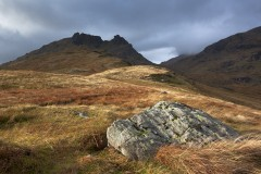Approaching storm, The Cobbler