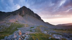 Last light, The Saddle, Cadair Idris