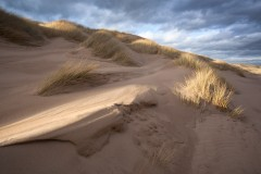 Sculpted sand, The Sands of Forvie