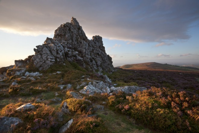Devil's Chair, The Stiperstones