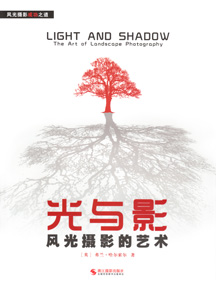 Light and Shadow, Mandarin Chinese edition - jacket cover