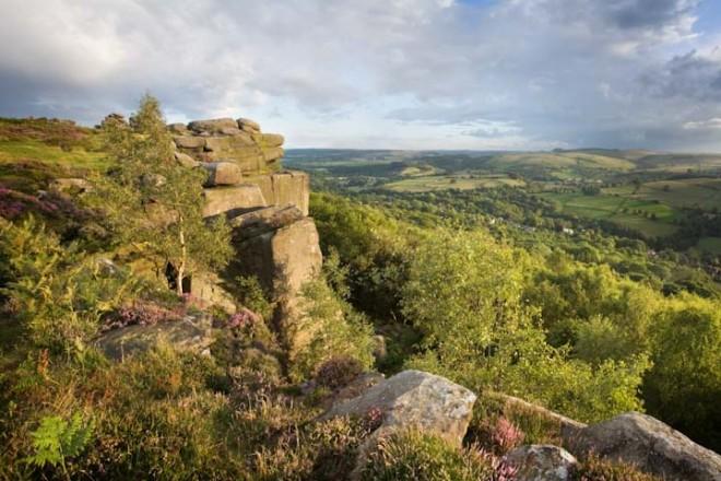 Froggatt Edge, Derwent Valley