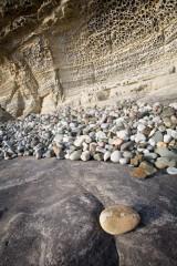 Rock textures, Elgol