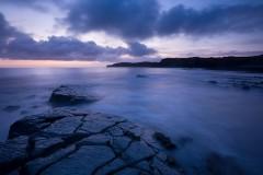 Slow water, Kilve beach