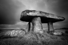 Lanyon Quoit, near Madron