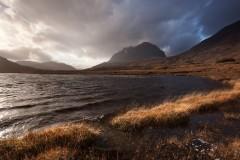 Loch Bharranch and Liathach