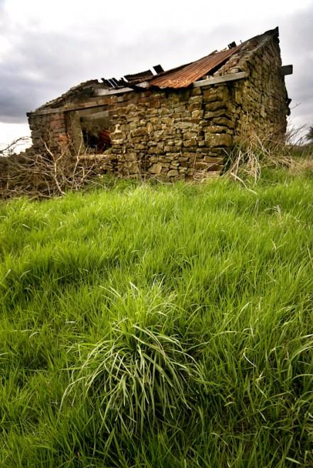 Field barn, Longnor