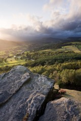 Surprise View from Millstone Edge