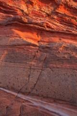 Old Red Sandstone, Pease Bay