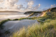 Sand dunes, Faraid Head, Balnakeil