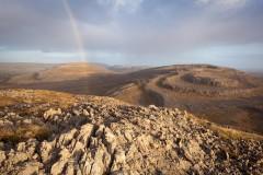 Knockanes ridge, The Burren