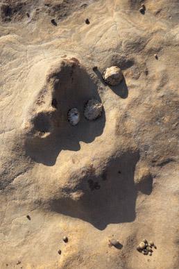 Sandstone contours, Cleiteadh nan Sgarbh
