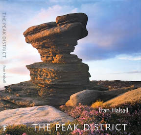 Peak District - jacket cover
